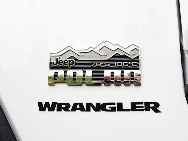 Jeep JK Polar By BumperOffRoad