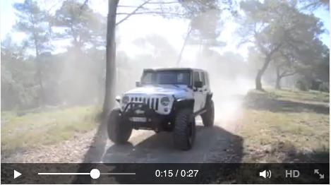 Jeep JK Hemi 5.7 By Bumper Off Road
