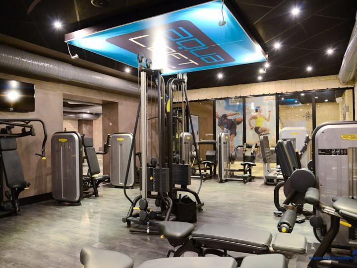 AquaLoft fitness center à Aix en provence