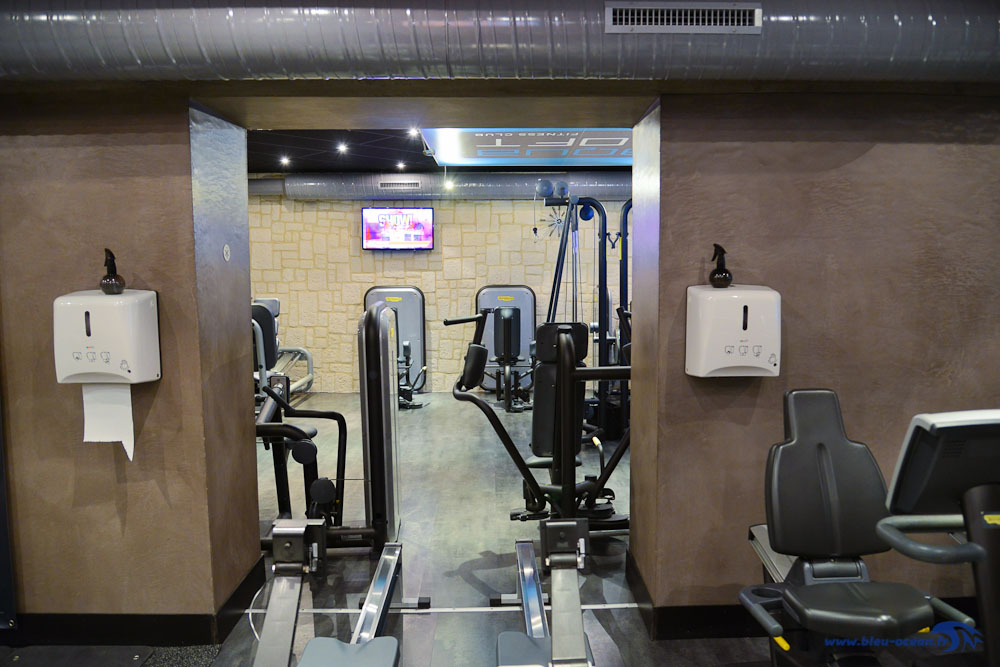 Aqualoft fitness center aix en provence photographe for Ligne 25 salon aix