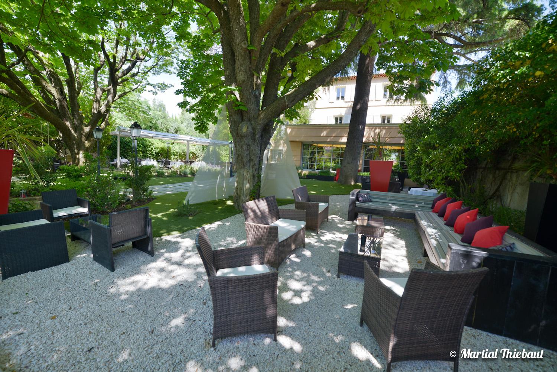 Lesprit de la violette le jardin 5 photographe aix en - Restaurant avec jardin aix en provence ...