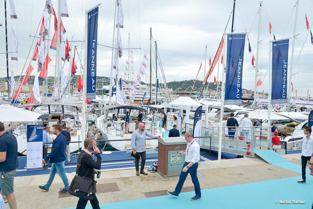 Martial Thiebaut photographe à Aix en Provence photographe nautique Salon Nautique international de Cannes 2017
