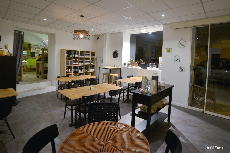 Tandem bio nature restauration epicerie bio salon de th for Photographe salon de provence