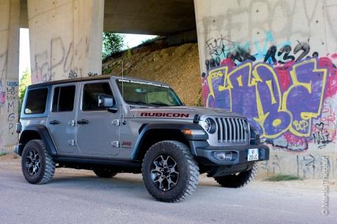 La nouvelle Jeep Wrangler JL 2018/2019 est la 4éme génération du Jeep Wrangler