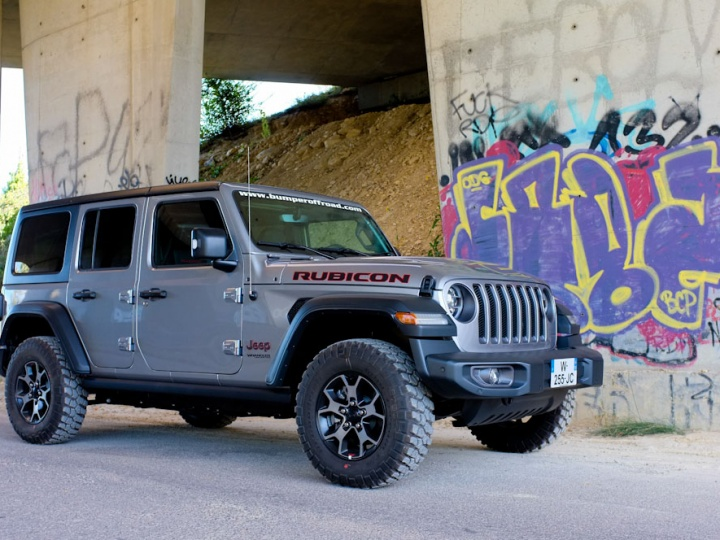 Nouvelle Jeep JL Wrangler