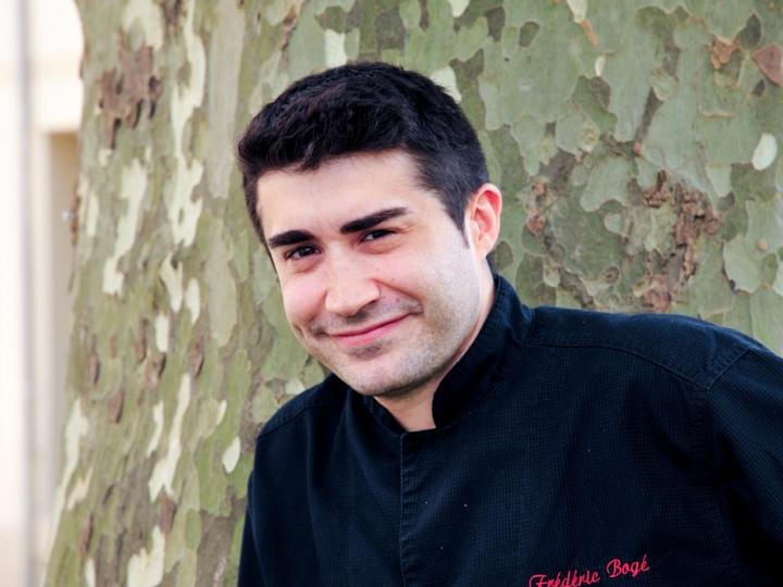 Frédérique Bogé investi le restaurant Elixir à Grasse