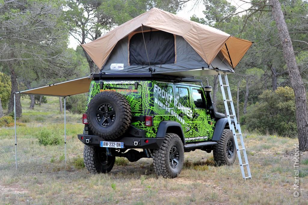 Jeep JK FrontRunner