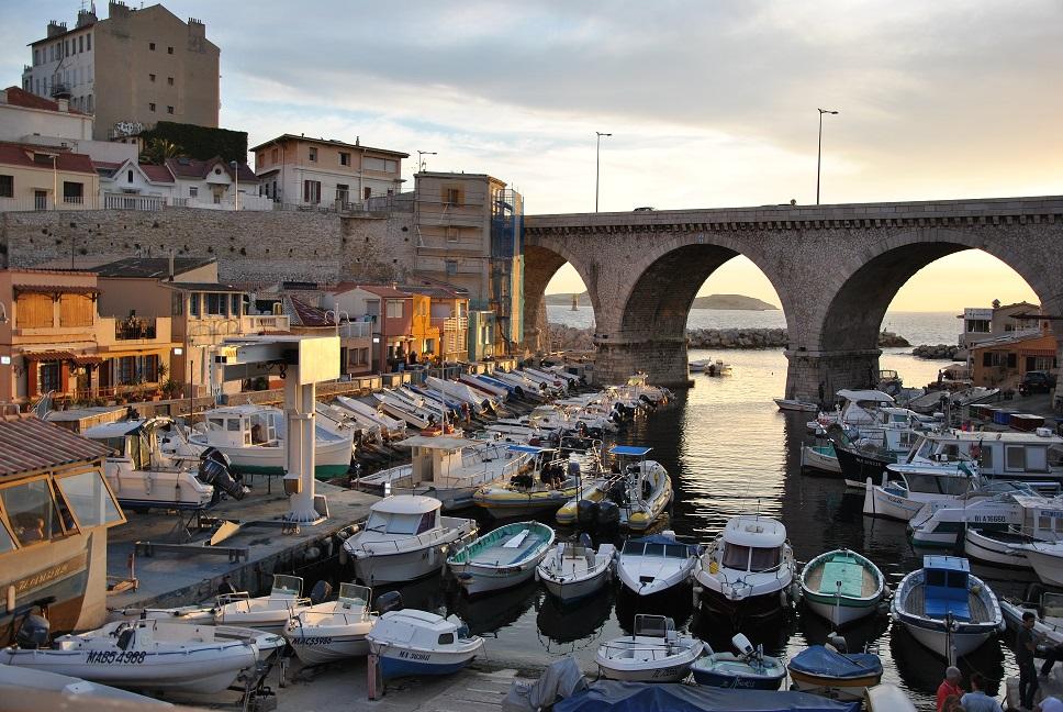 Vallon des Auffes Marseille ©Eric Furfaro