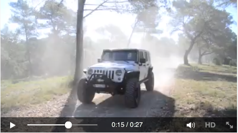 Jeep JK Hemi 5.7 By Bumper Off Road