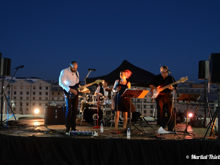 Jazz Bosco Trio à Marseille