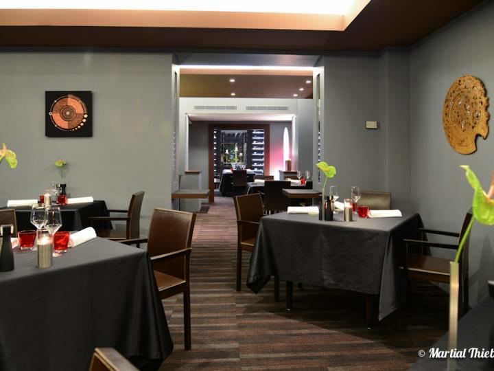 Restaurant à Aix en Provence, l'Esprit de la Violette