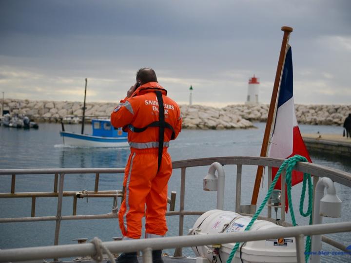 SNSM – Société Nationale de Sauvetage en Mer à Carro