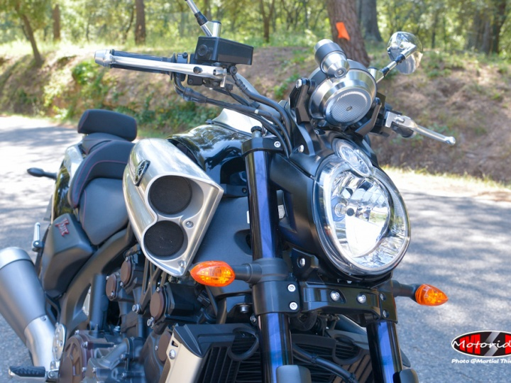 Occasion Yamaha VMAX 1700 chez MP Moto Rider