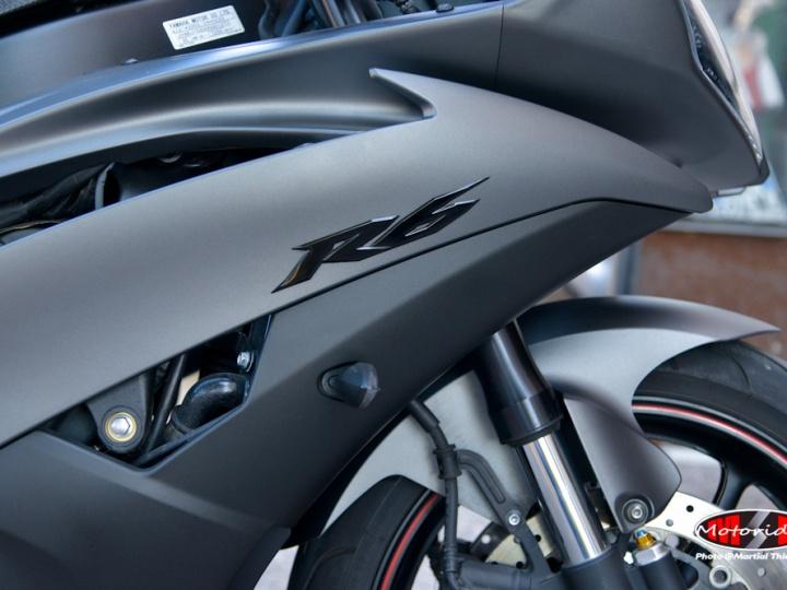 Occasion Yamaha R6 MP Moto Rider
