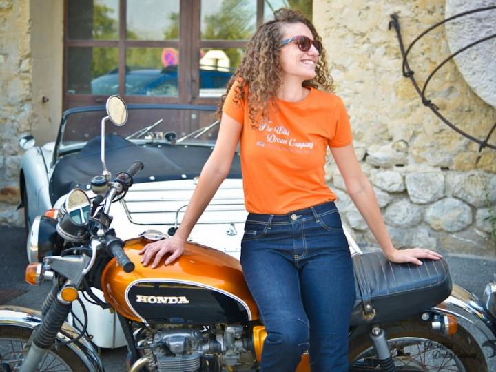 The Wild Dream Company, Vintage Motocycle Wear