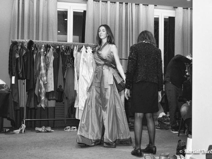 Sandrine Godin en guest à l'Esprit de la Violette …