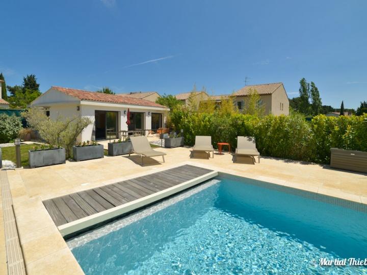 Villa à Aix en Provence La Villa Blanche Airbnb