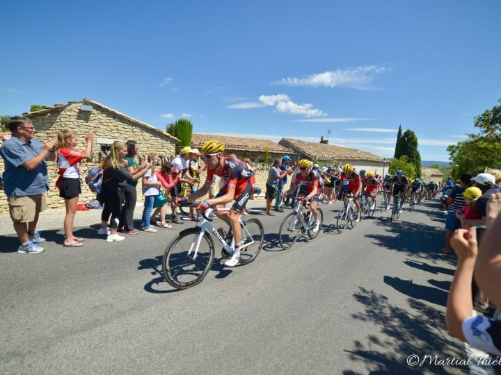 Etape du jour Tour de France 2016