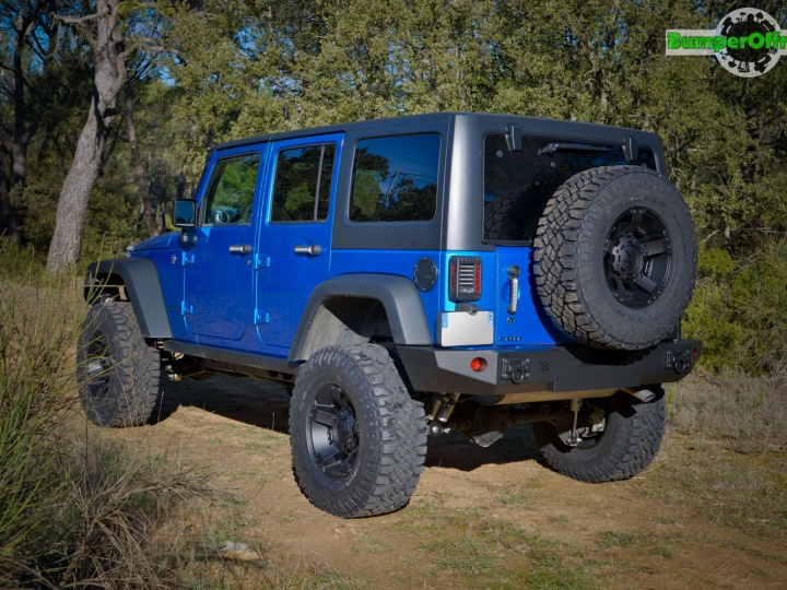 Jeep Wrangler JK Unlimited Rubicon