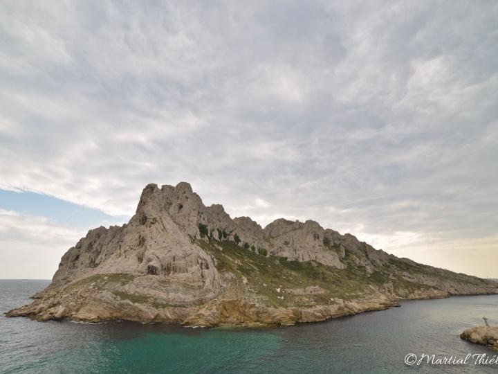 Ile de Maïre Marseille Parc National des Calanques