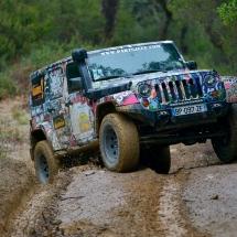 Domaine des Murenes Rallye Gazelles Bumperoffroad JJames 140