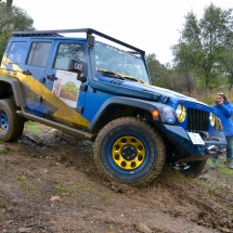 Domaine des Murenes Rallye Gazelles Bumperoffroad JJames 43