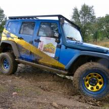Domaine des Murenes Rallye Gazelles Bumperoffroad JJames 44