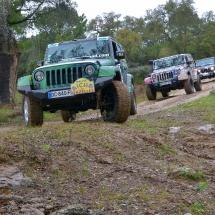 Domaine des Murenes Rallye Gazelles Bumperoffroad JJames 49