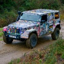 Domaine des Murenes Rallye Gazelles Bumperoffroad JJames 59
