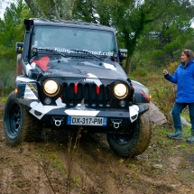 Domaine des Murenes Rallye Gazelles Bumperoffroad JJames 61