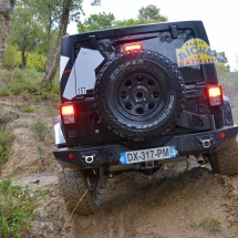 Domaine des Murenes Rallye Gazelles Bumperoffroad JJames 75