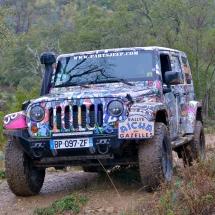 Domaine des Murenes Rallye Gazelles Bumperoffroad JJames 84