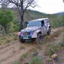 Domaine des Murenes Rallye Gazelles Bumperoffroad JJames 85