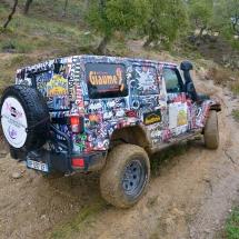 Domaine des Murenes Rallye Gazelles Bumperoffroad JJames 93