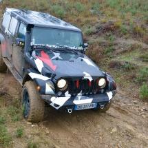 Domaine des Murenes Rallye Gazelles Bumperoffroad JJames 94