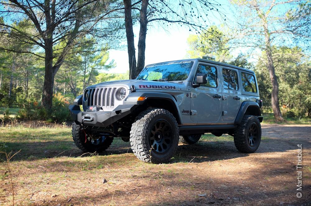Prepa jeep JL by Bumperoffroad 9