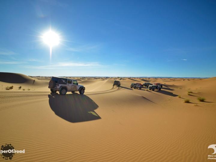 Sahara Maroc Tour 2018