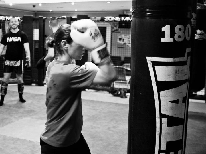 Muay Thaï, Boxe Thaï, Training Zone Aix en provence