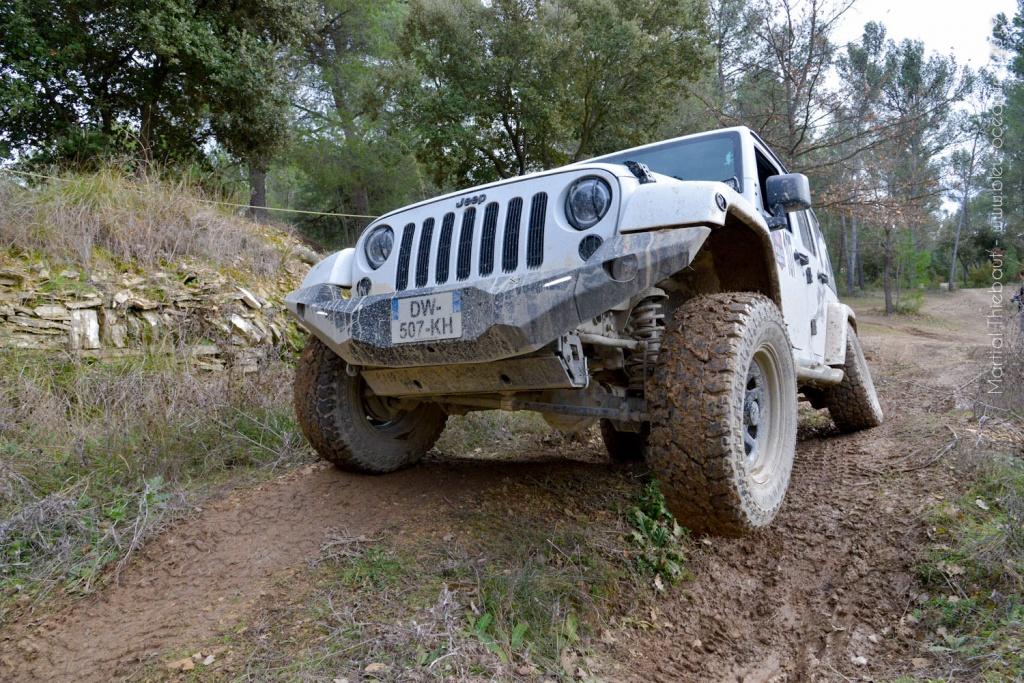Vulpez Zerda Jeep JK Bumperoffroad 33833