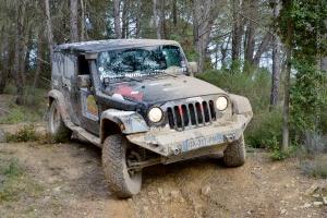 Vulpez Zerda Jeep JK Bumperoffroad 33836