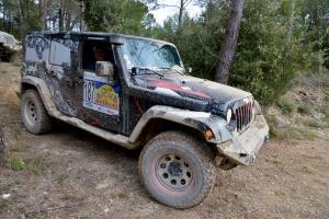 Vulpez Zerda Jeep JK Bumperoffroad 33842