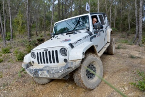 Vulpez Zerda Jeep JK Bumperoffroad 33854