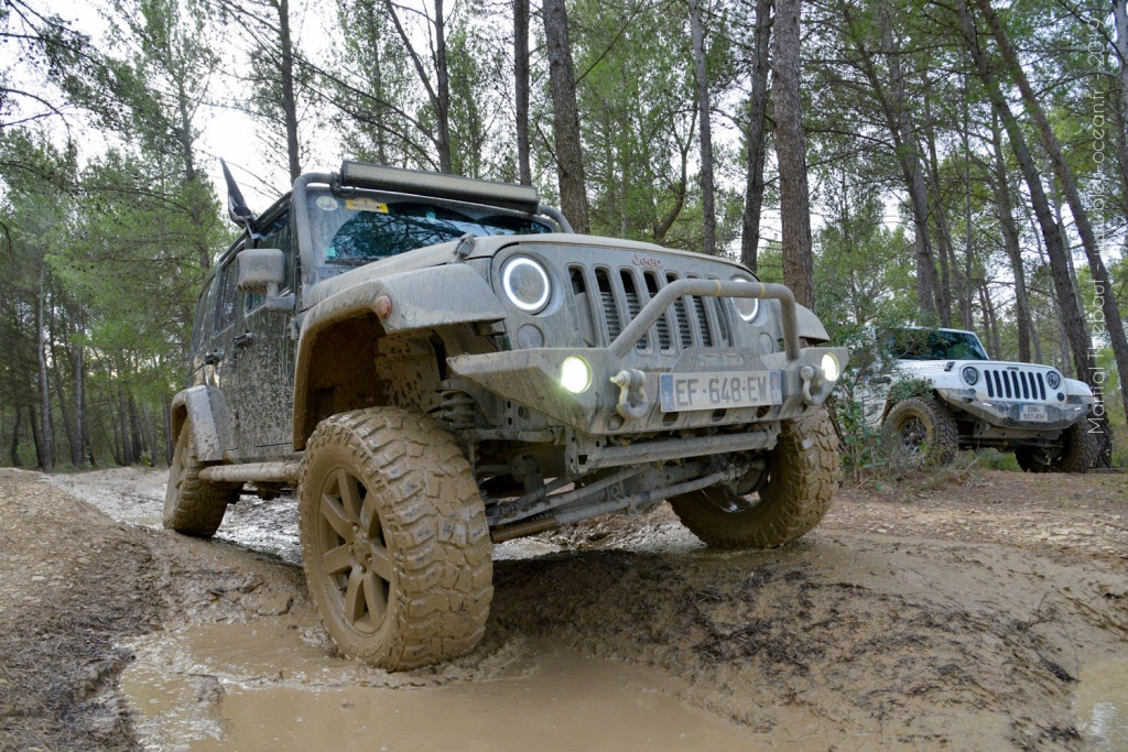Vulpez Zerda Jeep JK Bumperoffroad 33907