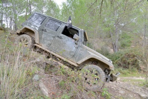 Vulpez Zerda Jeep JK Bumperoffroad 33962