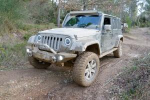 Vulpez Zerda Jeep JK Bumperoffroad 34004