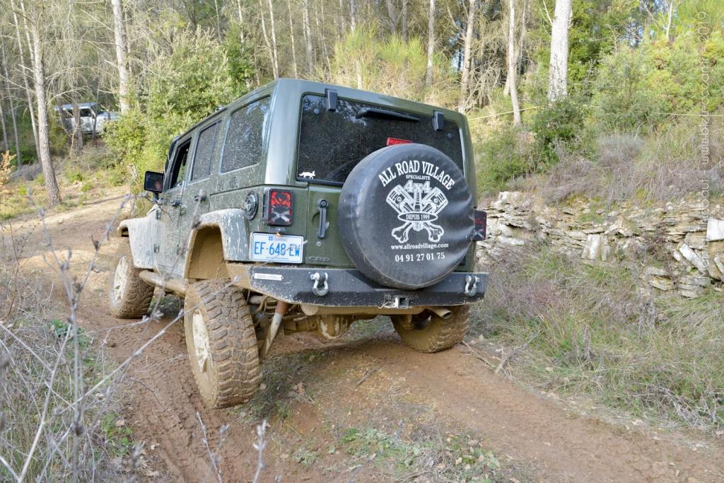 Vulpez Zerda Jeep JK Bumperoffroad 34009