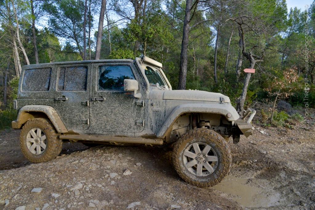 Vulpez Zerda Jeep JK Bumperoffroad 34093
