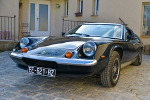 Lotus Europa JPS - John Player Special