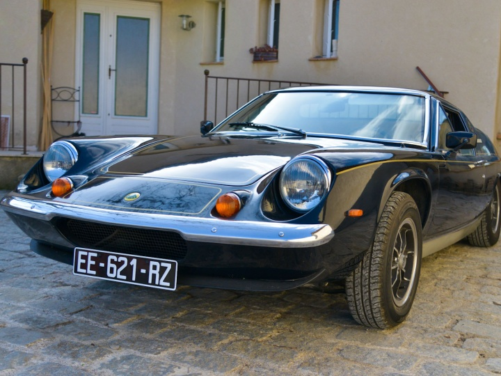 Lotus Europa Edition John Player Special